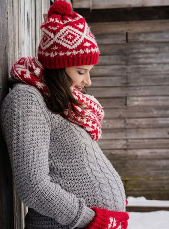 Winter Weather and Your Pregnancy