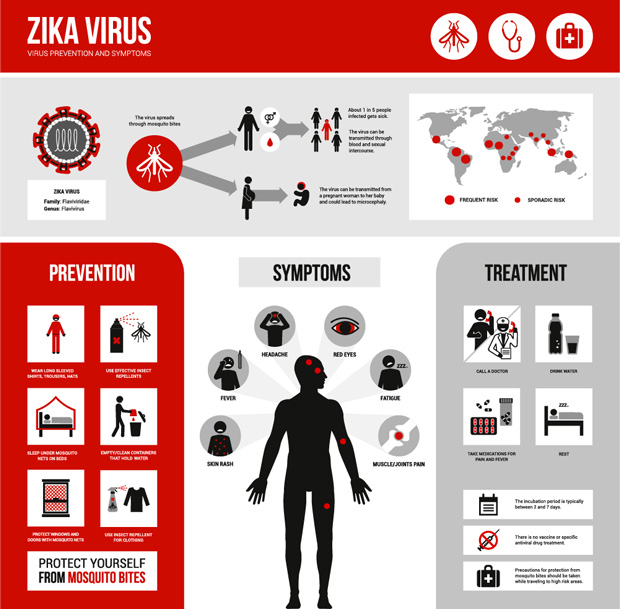 Zika Virus Symptoms Facts And Affected Countries: Zika Virus Risk For Pregnancy & Babies In The Midwest